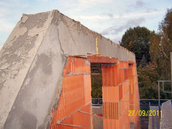 Bautagebuch der ringanker ist ausgeschalt - Billardtisch aus beton oeffentlichen bereich ...